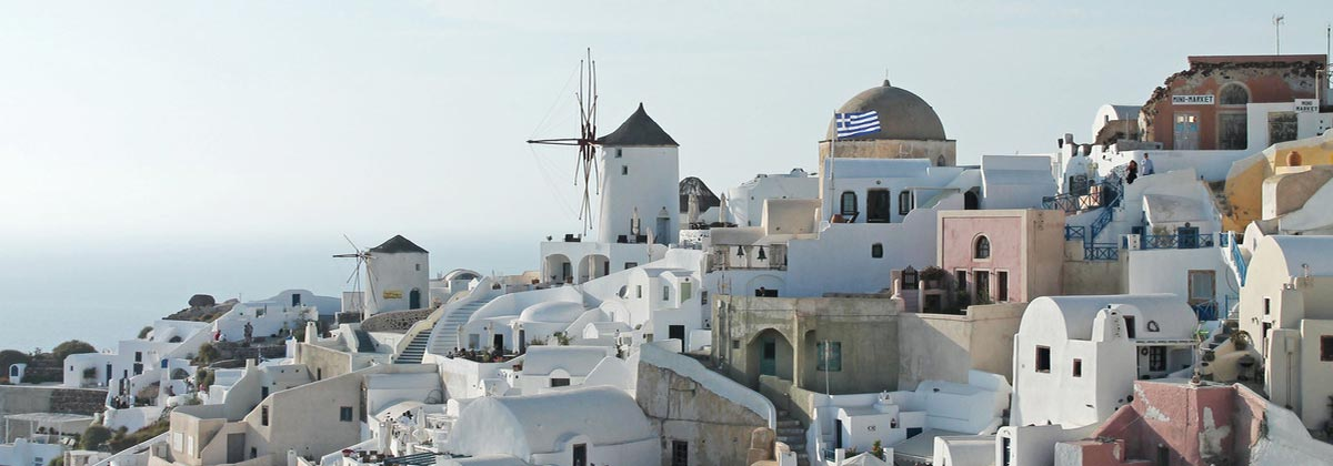 Greece village